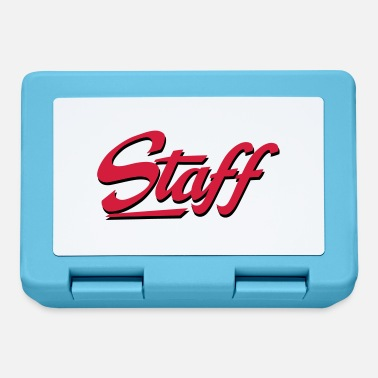 Staff staff - Brotdose