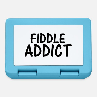 Fiddle fiddle addict - Lunchbox