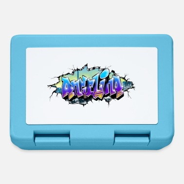 Rapper Angelina Graffiti - Lunchbox