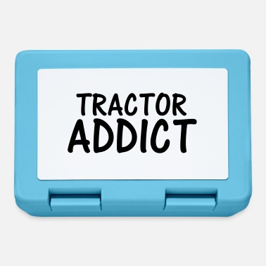 tractor addict - Lunchbox