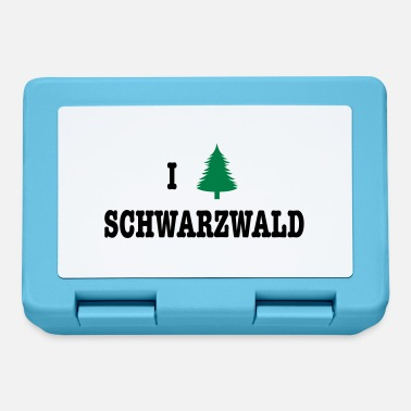 I Love Germany I Love Schwarzwald - Germany - Fiambrera