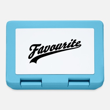 Favourite Favourite | fav - Lunchbox