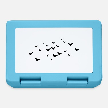 Bird Birds - Bird - Lunchbox