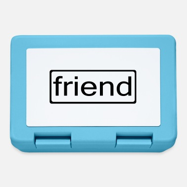 Friend friend - Lunchbox