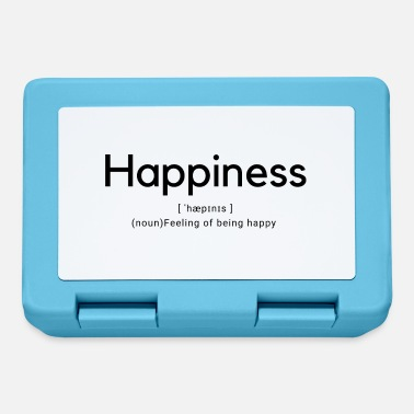 Happiness Happiness - Brotdose