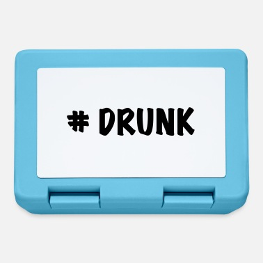 Drunk # drunk - Lunchbox