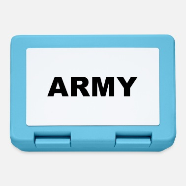 Army Army - Lunchbox