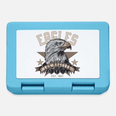 Los Angeles beautiful eagle los angeles usa shirt - Lunchbox