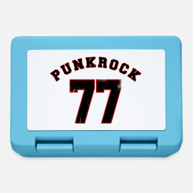 Streetpunk Punk Rock 77 Punk Rock Music - Lunchbox