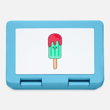 Water ice | Cute | eww | Face | Popsicles | - Lunchbox
