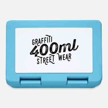 Wear 400ml Street Wear - Lunch box