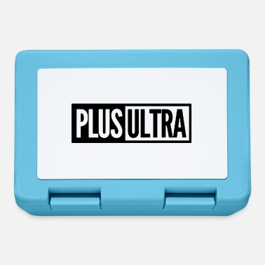 Plus plus ultra - Broodtrommel