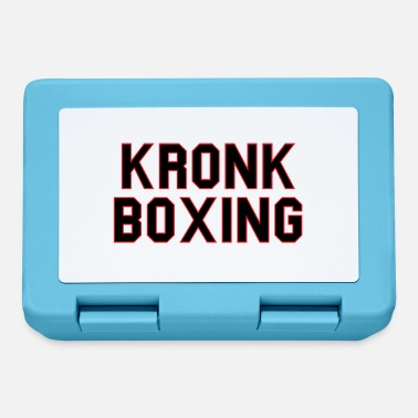 Gypsy King Kronk Detroid Boxing Gym - Lunchbox