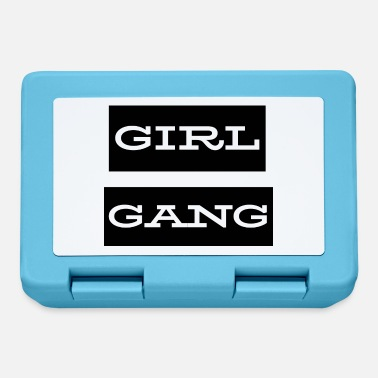 Gang Ragazze Gang - Lunch box