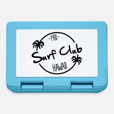 Surf surf club surfing - Lunchbox