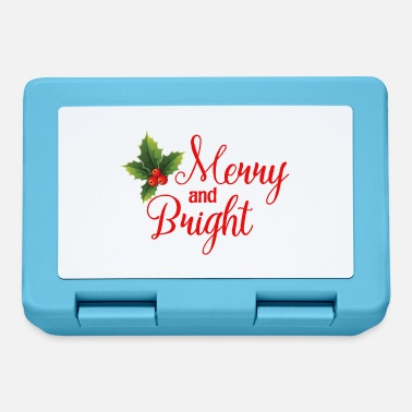 Bright Merry & Bright - Lunchbox