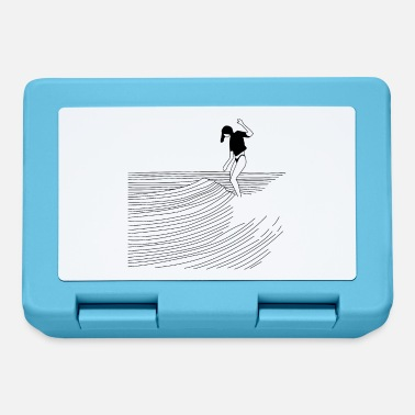 Surf Surfing (surfing) - Lunchbox
