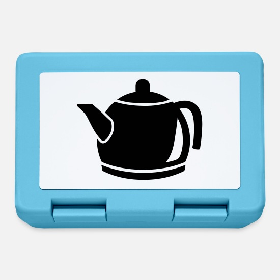 Tea Lunchboxes - Tea - Lunchbox sapphire blue
