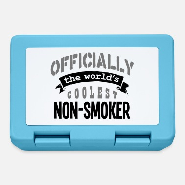 Nonsmoking nonsmoker officially the worlds coolest - Lunchbox