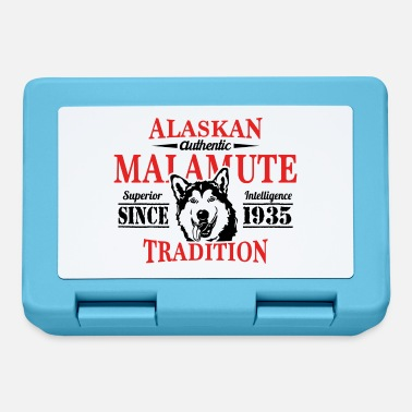 Tradition Alaskan Malamute Tradition - Lunchbox