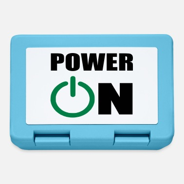 Power power on - Lunchbox