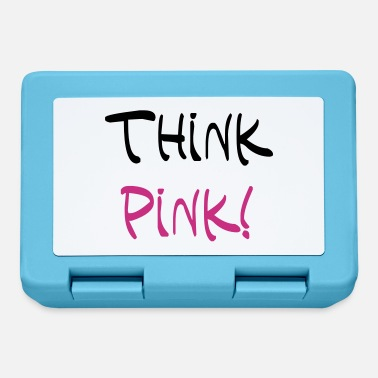 Think Pink think pink! - Brotdose