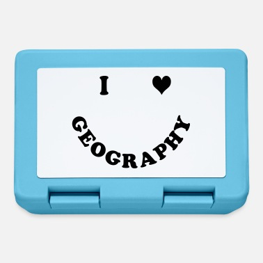 Geografia geografia - Lunch box