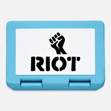 Riot riot fist - Lunchbox