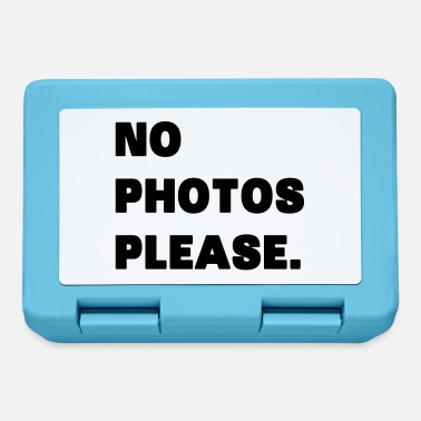 Picture no pictures please - Lunchbox