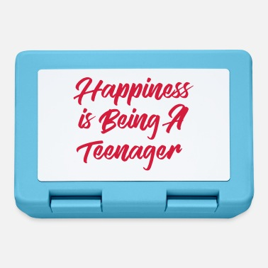 Teenager Happiness is being a Teenager - Lunchbox