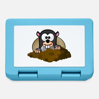 Animal Animal Animals Mole - Lunchbox