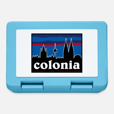 Colonia colonia - Lunchbox