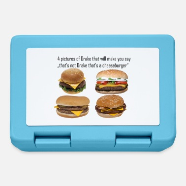 Meme Meme al cheeseburger - Lunch box