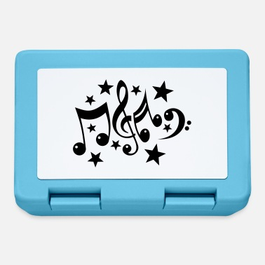 Tab note musicali e le stelle 1c - Lunch box