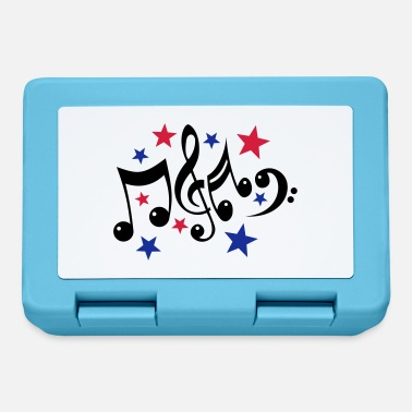 Tab note musicali e le stelle 3c - Lunch box