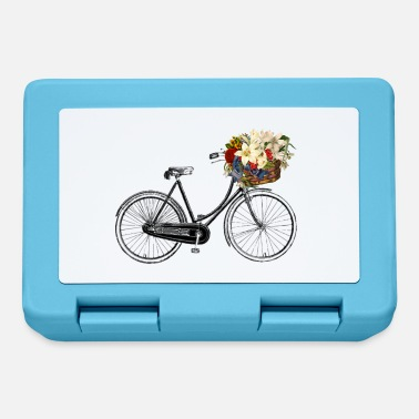 Bicycle bicycle-bicycle fleure - Lunchbox