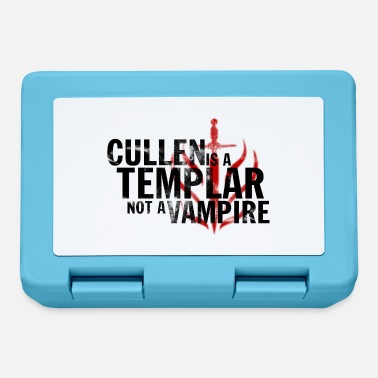 Cullen Cullen is a Templar Design - Lunchbox