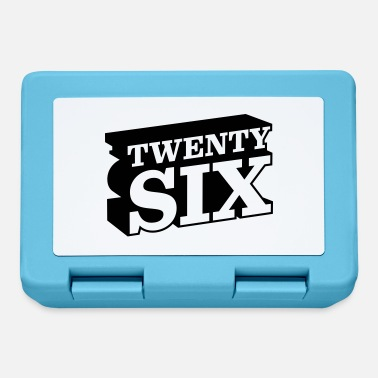 Twenty TWENTY SIX - Lunchbox