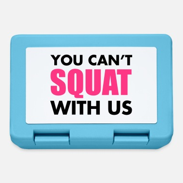 Squat Squat - Lunchbox
