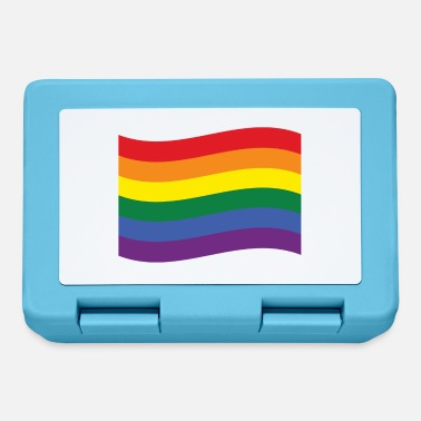 Rainbow Flag Rainbow Flag - Lunchbox