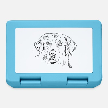 Golden Retriever Golden retriever - Lunchbox