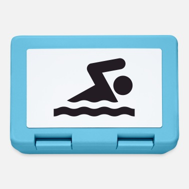 Swim Swimming - Lunchbox