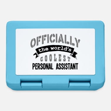 Official-person personal assistant officially the worlds - Lunchbox