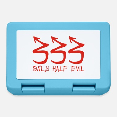 333 Only Half Evil - Lunchbox