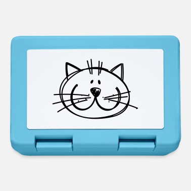 Drawing Cat drawing - Lunchbox