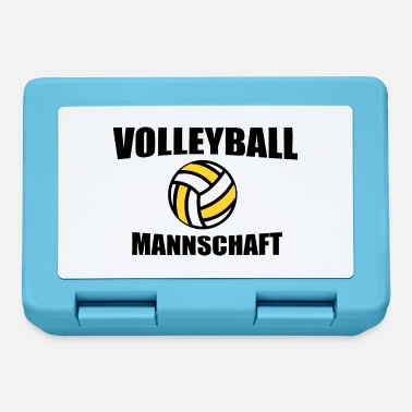 Team Volleyball team team - Lunchbox