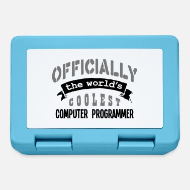 Computer Programmeur computer programmer officially the world - Lunchbox
