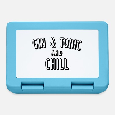 Anden Gin and Tonic and Chill - Brotdose