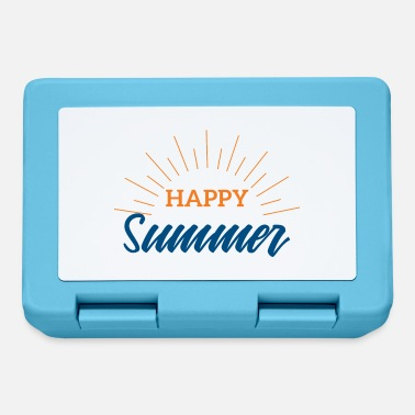 Summer Summer Happy Summer Festival Music Gift - Lunchbox