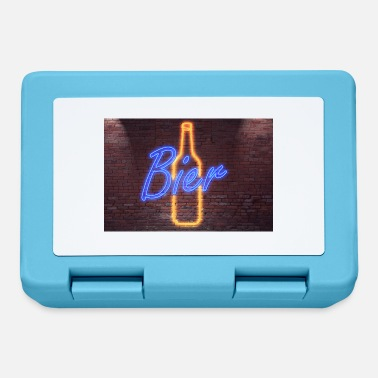 Neon Neon neon sign lettering - Lunchbox